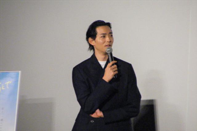 画像2: 『リスタートはただいまのあとで』舞台挨拶にダブル主演の古川雄輝×竜星涼、井上竜太監督登壇