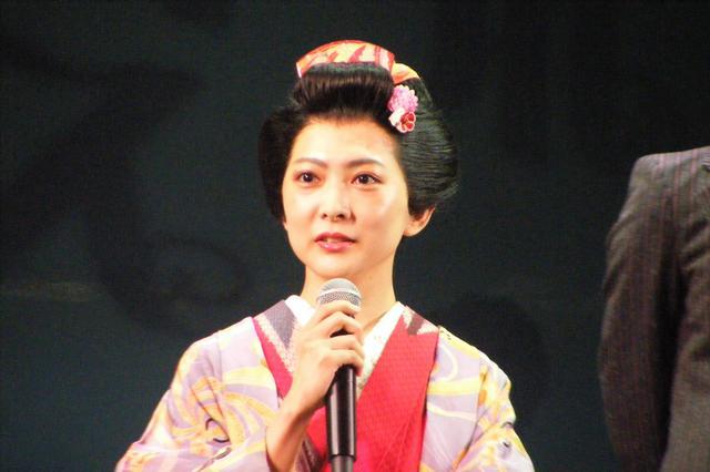 画像: 谷村美月(小山初代、太田静子:2役)