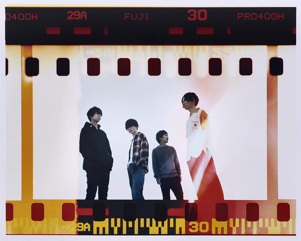 画像: アニメーション映画『思い、思われ、ふり、ふられ』BUMP OF CHICKEN の新曲「Gravity」主題歌特別MVが解禁