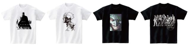 画像: Tシャツ(オンラインポップアップストア 限定受注販売) 各¥3,190(税込)、全4柄 ユニセックスM・Lサイズ