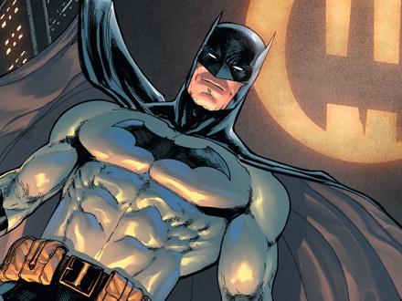画像: Celebrate Batman Day on September 21!