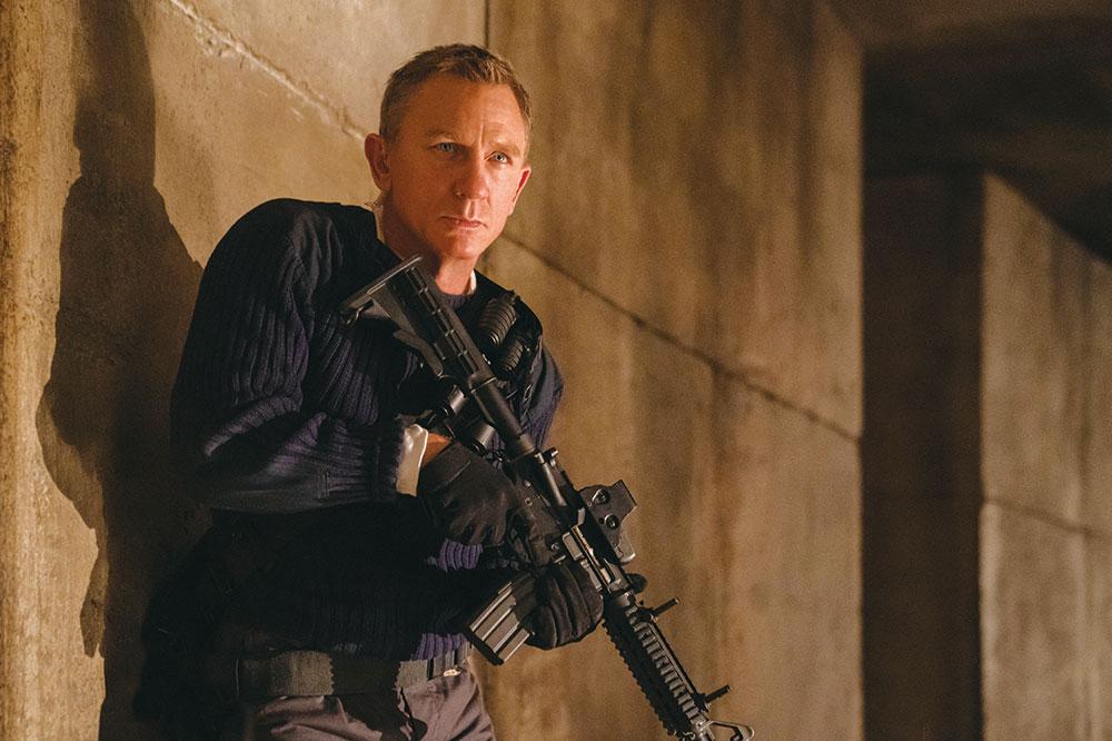 画像: お待たせ!「007/ノー・タイム・トゥ・ダイ」注目ポイント徹底調査 - SCREEN ONLINE(スクリーンオンライン)