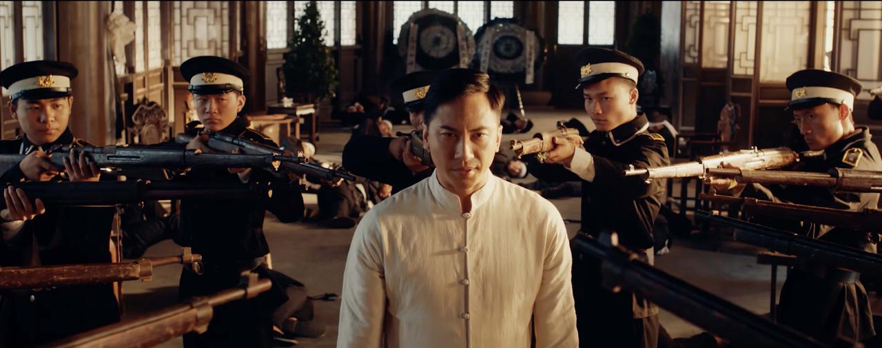 画像2: デニス・トーがさらに奥深い詠春拳の極意を見せつける