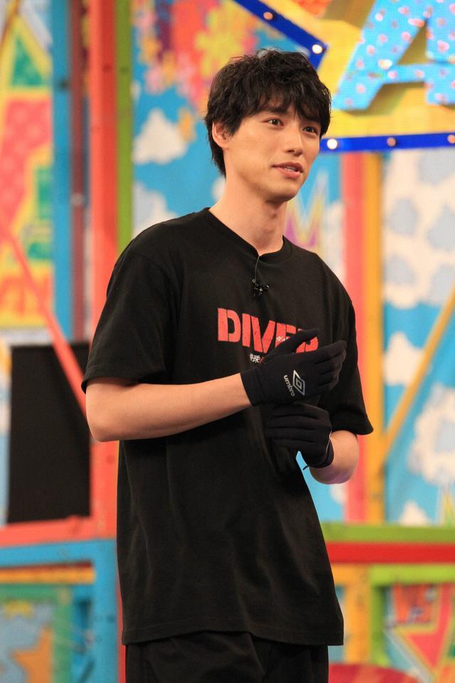 画像7: 福士蒼汰率いる『DIVER-特殊潜入班-』チームが、9月17日放送のVS嵐に出演!