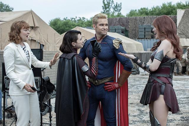 画像: 最強ヒーロー軍団「セブン」には裏の顔が