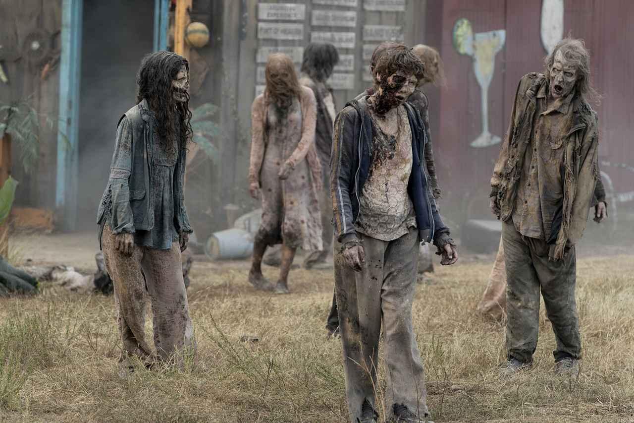 画像3: ゾンビによって世界が崩壊した後に生まれた若者たちが主人公の最新作