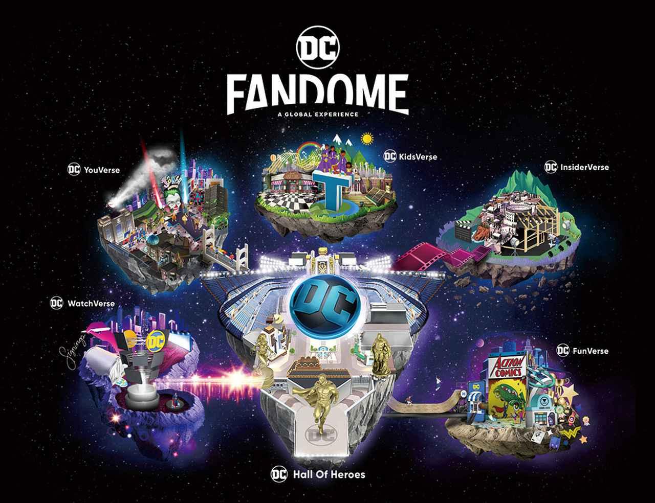 画像: 「DCファンドーム」とはなにか?