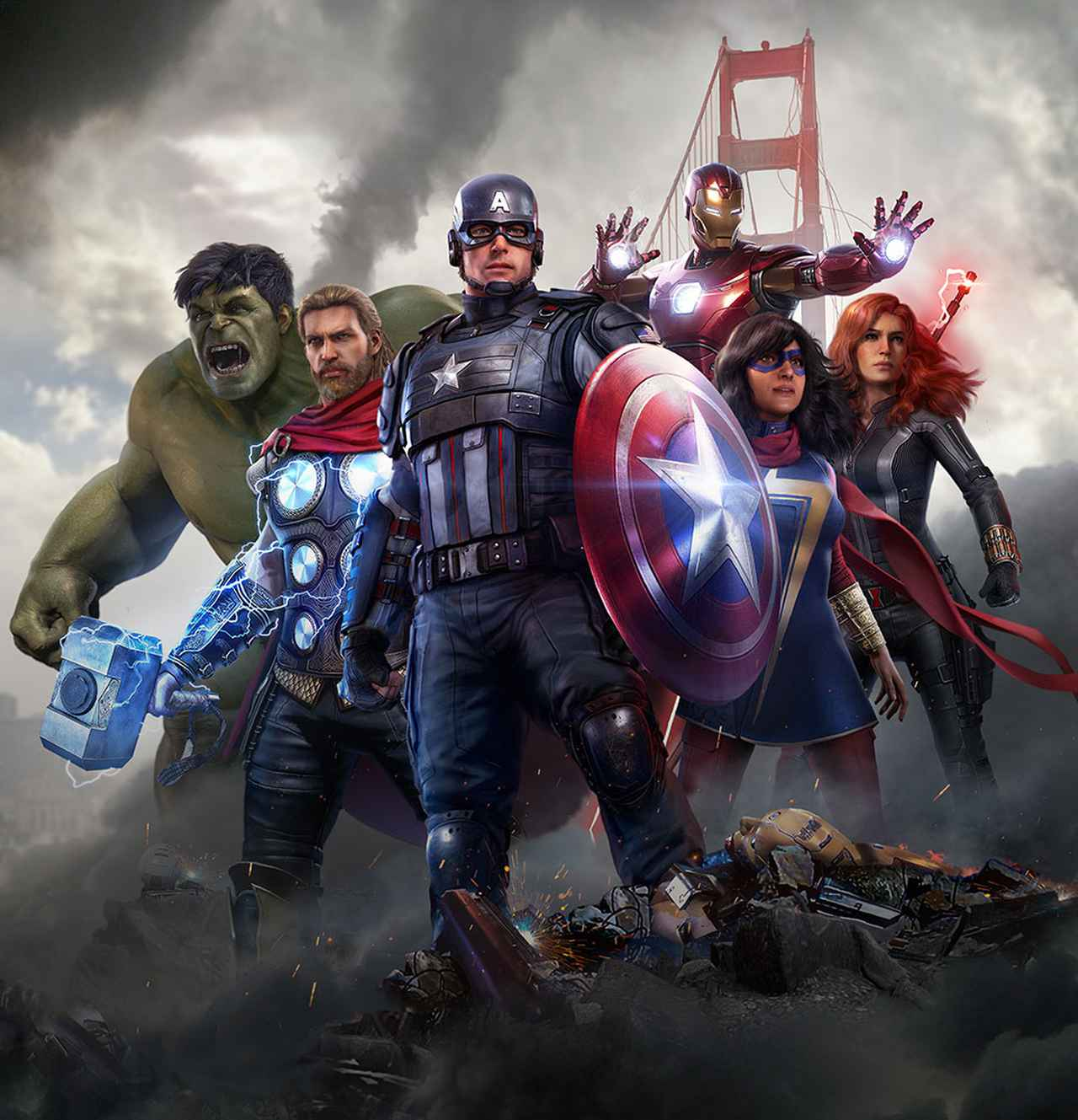 画像: PlayStation®4ソフト「Marvel's Avengers(アベンジャーズ)」