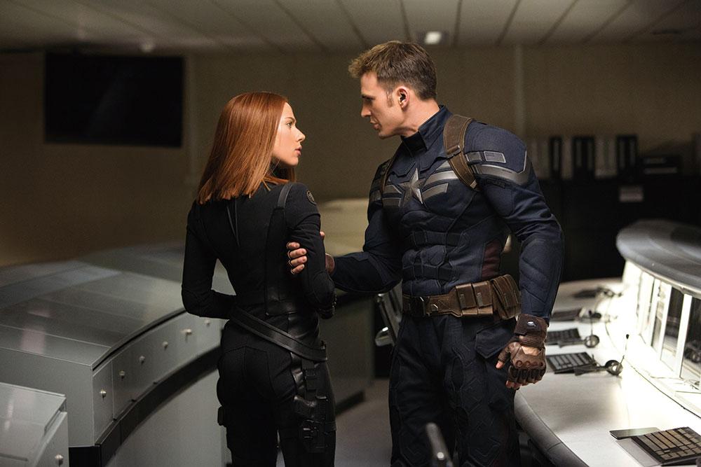 画像: 「キャプテン・アメリカ/ウィンター・ソルジャー」より