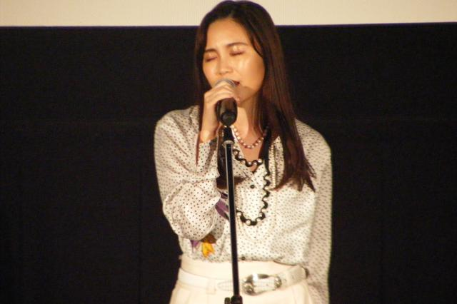 画像1: SPゲスト:主題歌・挿入歌担当の伶が主題歌『Call Me Sick』を生歌唱