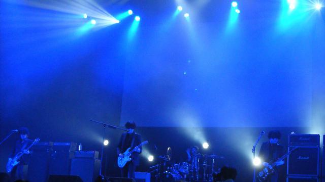 画像3: [Alexandros]LIVE:主題歌「Beast」生演奏披露