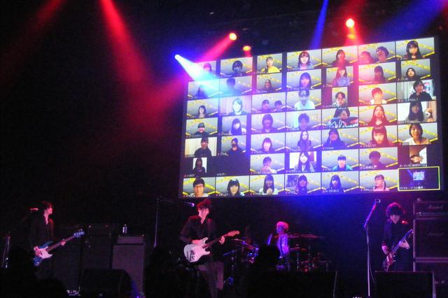 画像1: [Alexandros]LIVE:主題歌「Beast」生演奏披露