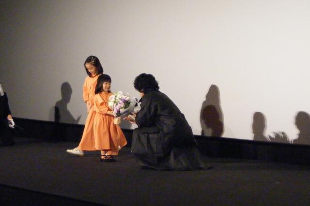 画像2: サプライズゲスト:娘役の結ちゃん登場