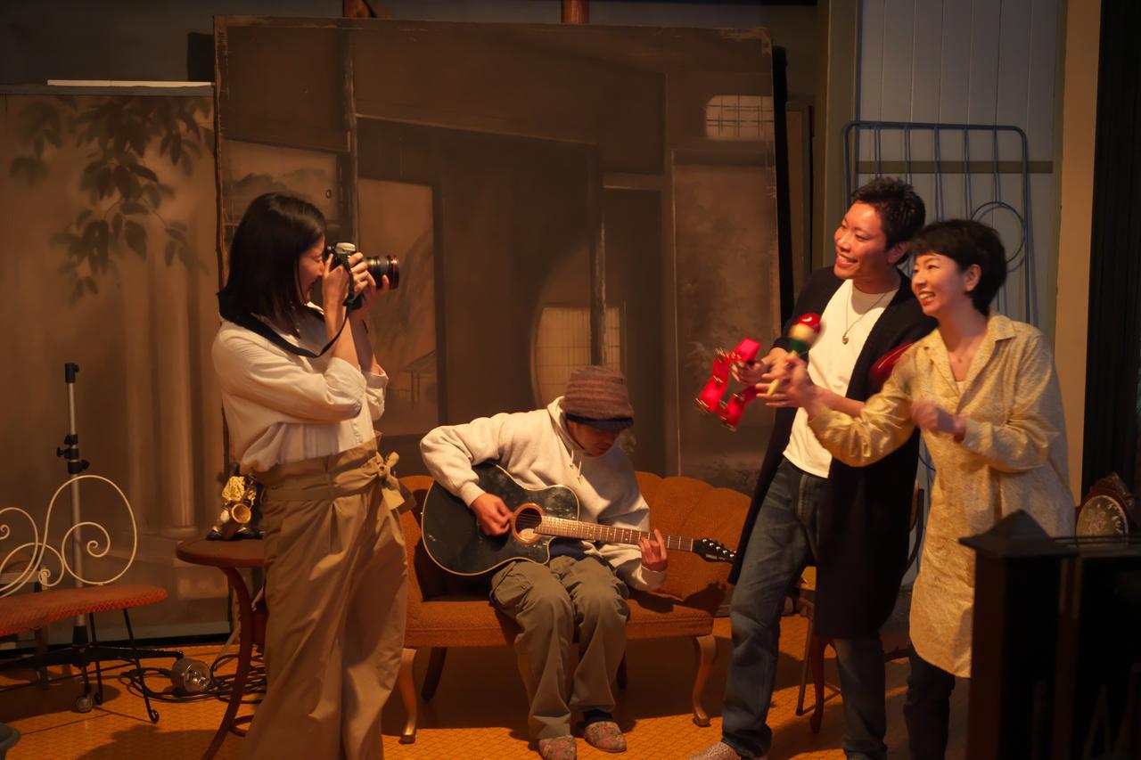 画像: 峯田和伸(銀杏BOYZ)・橋本マナミ共演『越年 Lovers』公開日決定