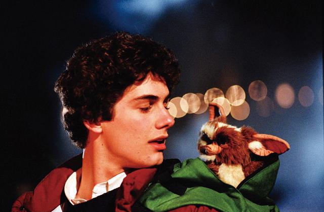 画像: 監督のように宣伝された「グレムリン」(1984)