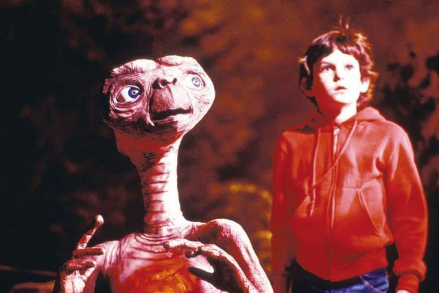 画像: 当時歴代ナンバーワンヒットとなった「E.T.」(1982)