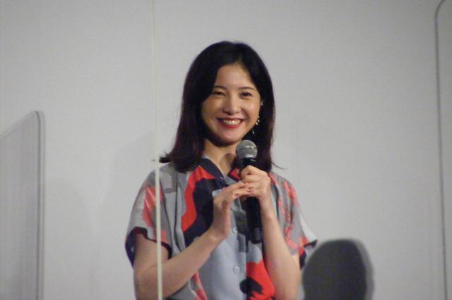 画像1: ダブル主演の吉高由里子と横浜流星、三木孝浩監督・冒頭の挨拶