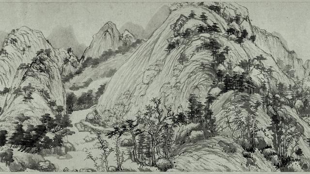 画像1: 山水画の傑作「富春山居図」に着想を得たという驚かされるショットの連続