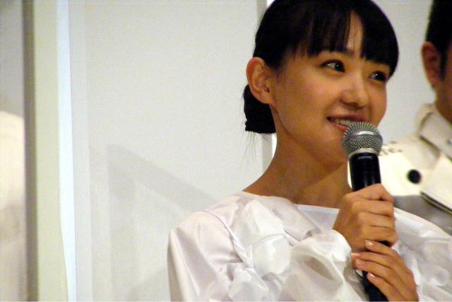 画像: 澪の幼馴染・野江(あさひ太夫)を演じた奈緒
