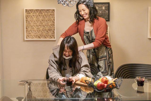 画像3: 映画『空に住む』多部未華子と美村里江が姪と叔母役で初共演、2人の本編映像解禁