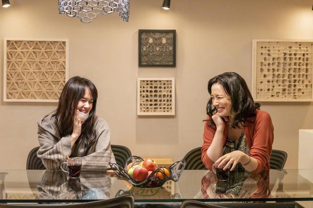 画像2: 映画『空に住む』多部未華子と美村里江が姪と叔母役で初共演、2人の本編映像解禁