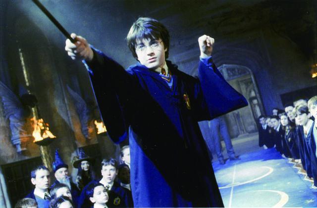 画像: 「ハリー・ポッターと秘密の部屋」より