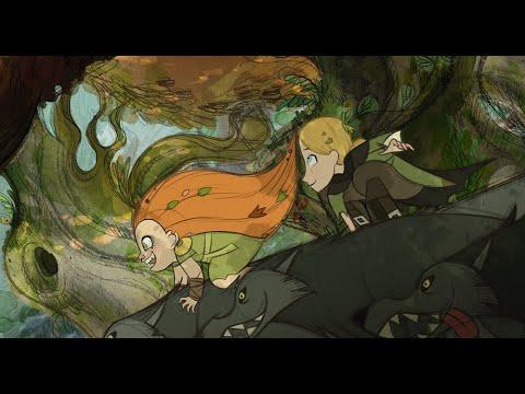 画像: 『ウルフウォーカー』予告 10月30日(金)YEBISU GARDEN CINEMA他公開 www.youtube.com
