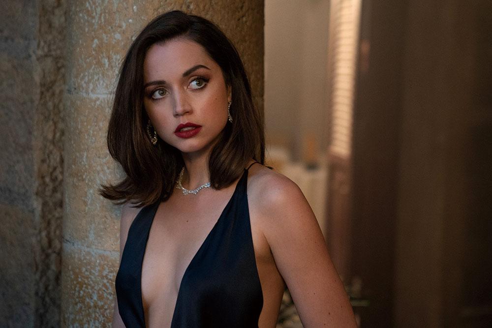 画像: 「ブレードランナー 2049」(2017)のアナ・デ・アルマスはCIAエージェント役でシリーズ初参加