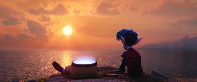 画像2: トム・ホランドとクリス・プラットが兄弟役で共演! 内気な少年と陽気な兄の冒険と絆を描いた感動作