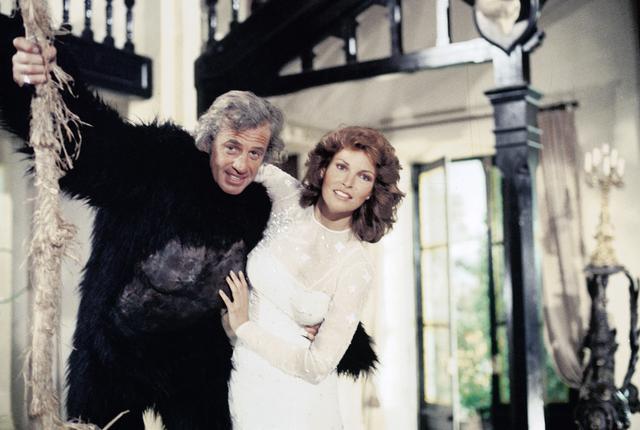 画像: 命知らずのスタントマンの恋と冒険! 「ムッシュとマドモアゼル」(1977)