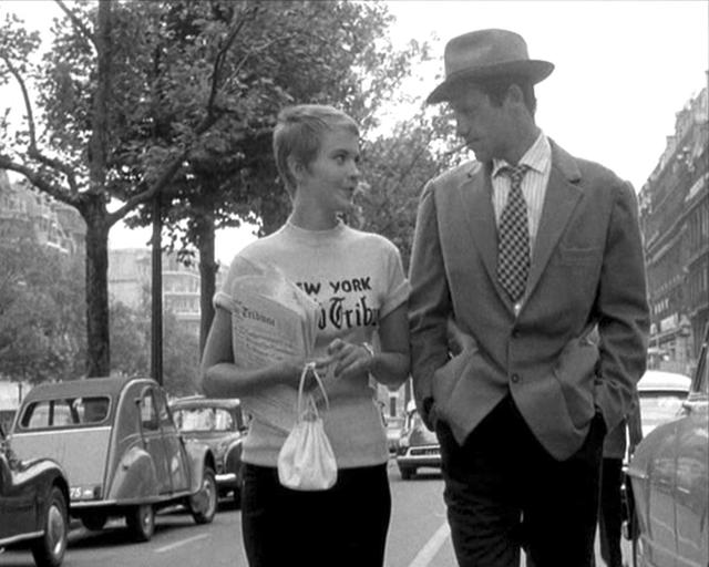 画像: 「勝手にしやがれ」(1960)で一気にブレイク