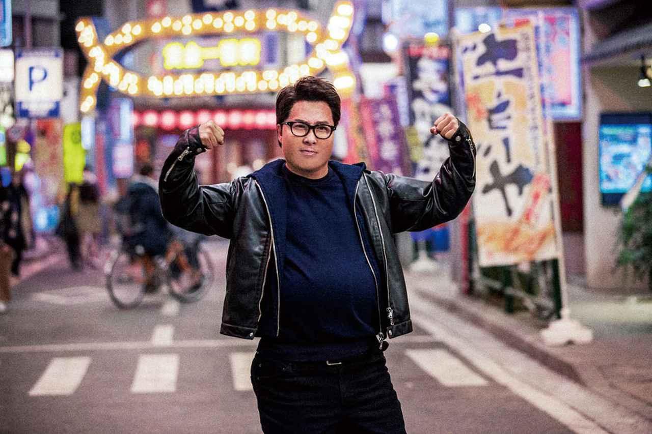 """画像: 宇宙最強の男が""""デブゴン""""に!?"""