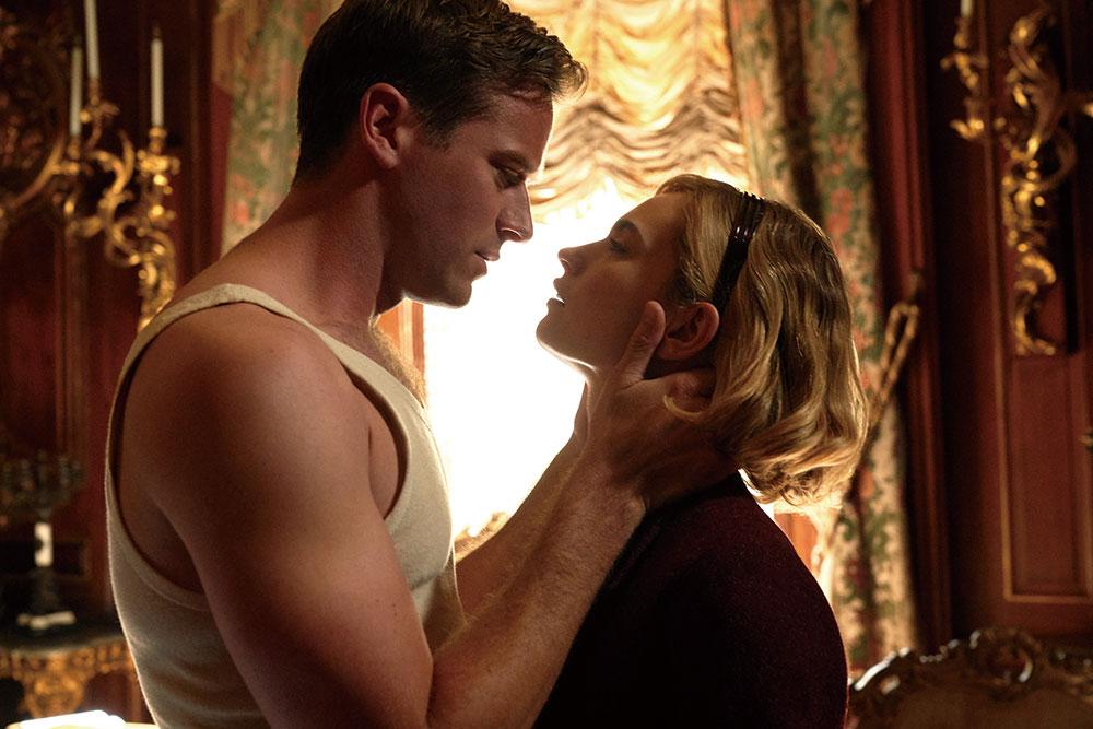 画像: ここに注目! 美しすぎるふたりが運命的な恋に落ちる夫婦に