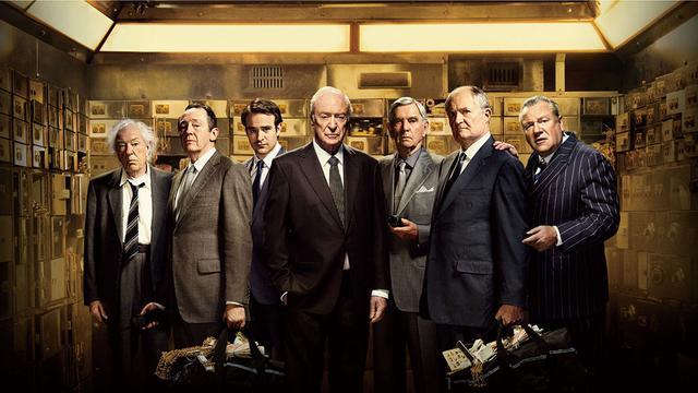 画像: ここに注目! 英国を代表する豪華ベテラン俳優が一堂に!