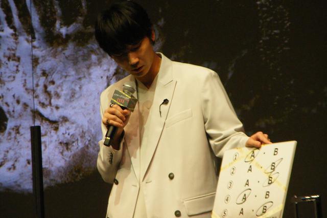 画像5: 映画『ドクター・デスの遺産―BLACK FILE―』完成報告イベントに主演・綾野剛と北川景子が登壇!芸能界同期の2人のコンビ度は何%?