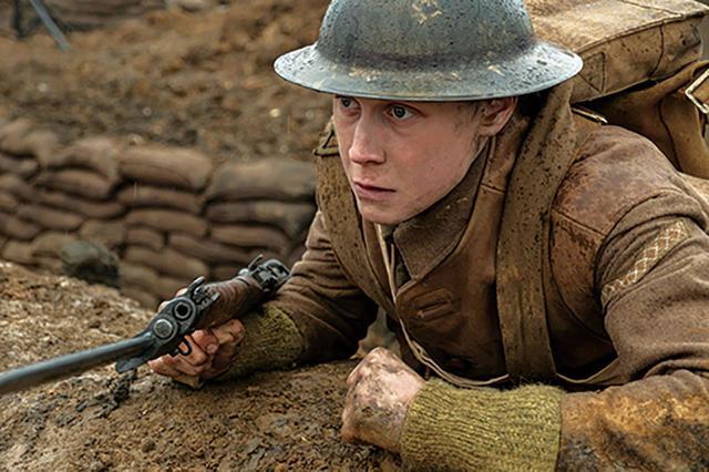 画像1: 「1917 命をかけた伝令」より
