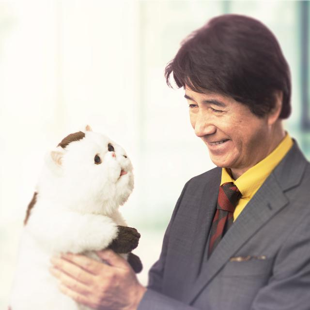 画像1: ©︎「おじさまと猫」製作委員会