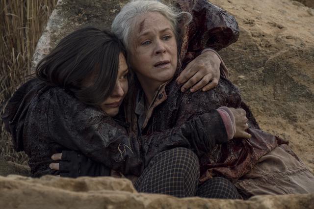 画像: 2021年放送予定/FOX『ウォーキング・デッド』シーズン10第17話の台本読み合わせ映像が特別公開