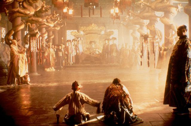 画像: 紫禁城で映画がロケされたのは史上初