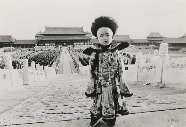 画像: 清朝最後の皇帝・溥儀の激動の生涯が描かれる