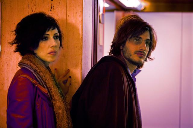 画像: ルカ・マリネッリ(右)