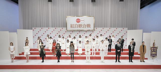 画像: 第71回NHK紅白歌合戦出場歌手42組決定!NiziU、BABYMETAL、SixTONES、Snow Manら初出場9組、GReeeeNは特別企画で初出場 - SCREEN ONLINE(スクリーンオンライン)