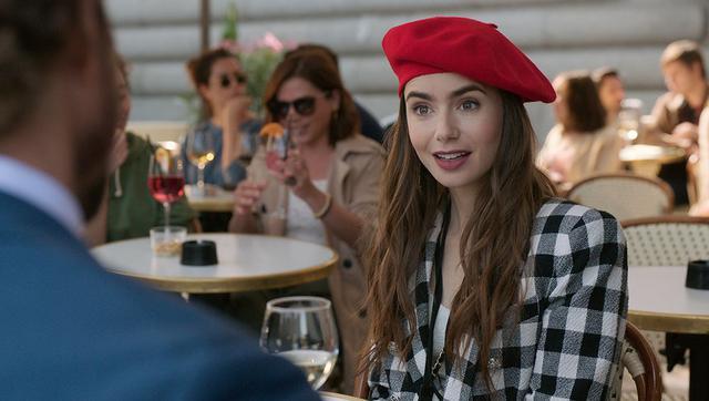 画像: Netflixオリジナルシリーズ『エミリー、パリへ行く』独占配信中