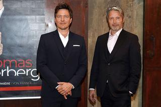 10月にフランスで開催された「リュミエール映画祭」にて、トマス・ヴィンターベア監督と。