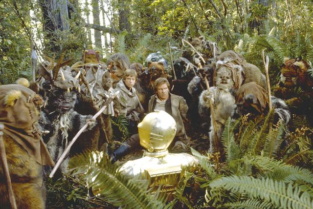 画像: エンドアの戦い/「スター・ウォーズ エピソード6/ジェダイの帰還」