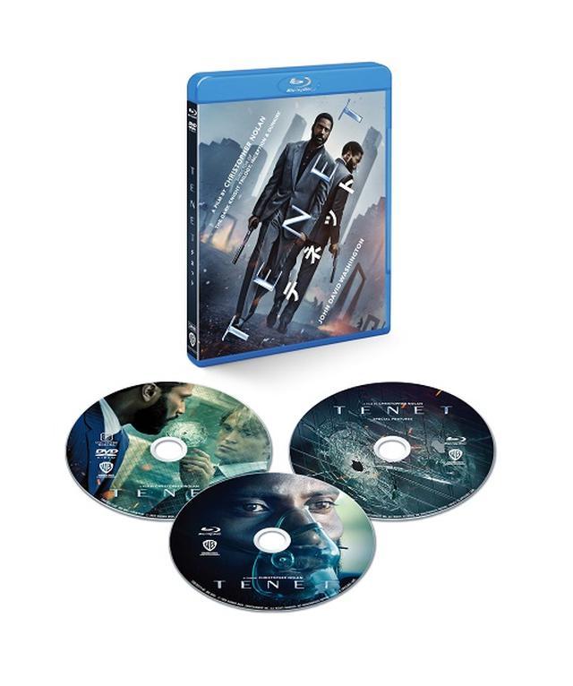 画像: ブルーレイ&DVD セット