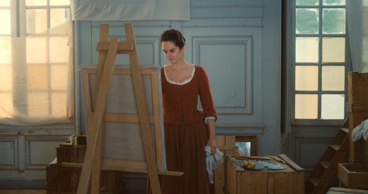 画像2: 「燃ゆる女の肖像」名画のような映像美で描く儚くも美しい愛の物語