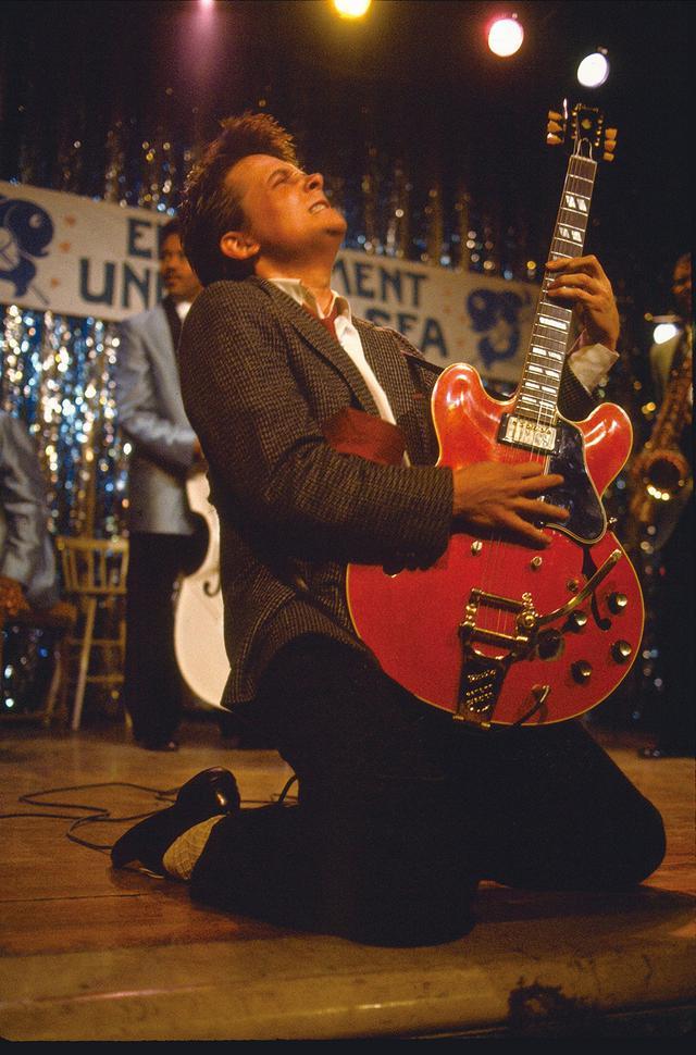 画像: マーティが55年のステージで歌ったのは…