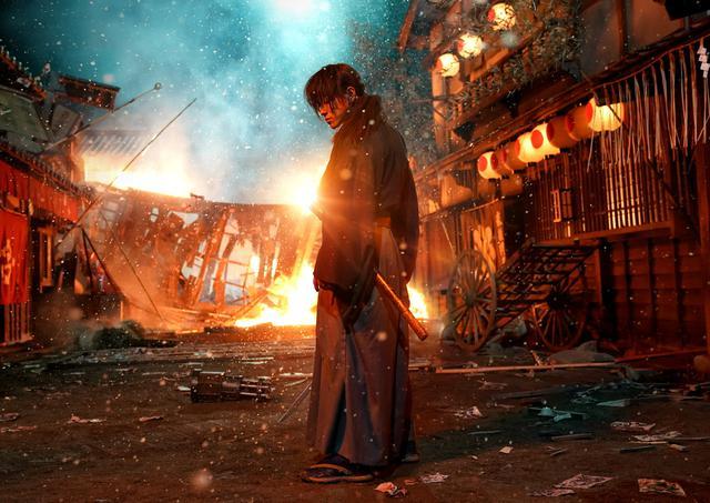 画像: 『るろうに剣心 最終章 The Final/The Beginning』新場面写真到着& 「緋村剣心」フィギュアに!
