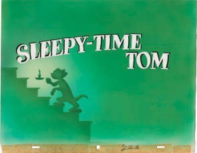 画像: 「トムさんと悪友」セル・セットアップ
